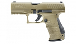 Angebot Walther PPQ M2 4 Zoll FDE - 9mm Luger - 30 % Aktion | Waffen Falch